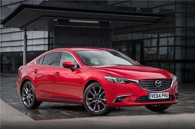 Attractive Mazda 6 (2013u20132018)