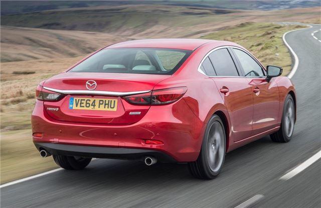 Mazda 6 (2013u20132018)