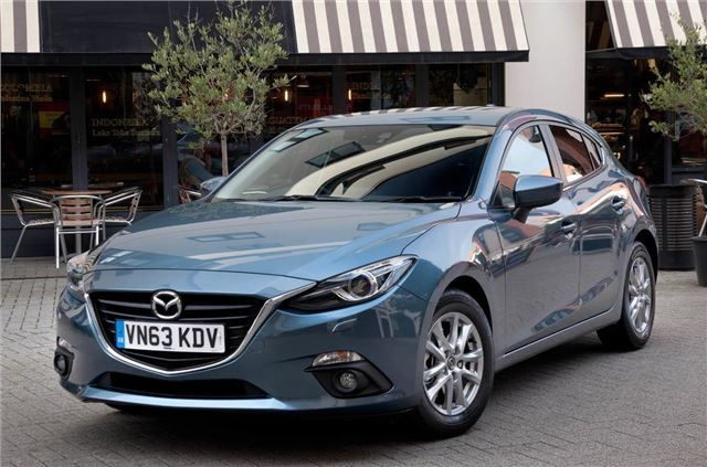 Mazda 3 (2014u2013)