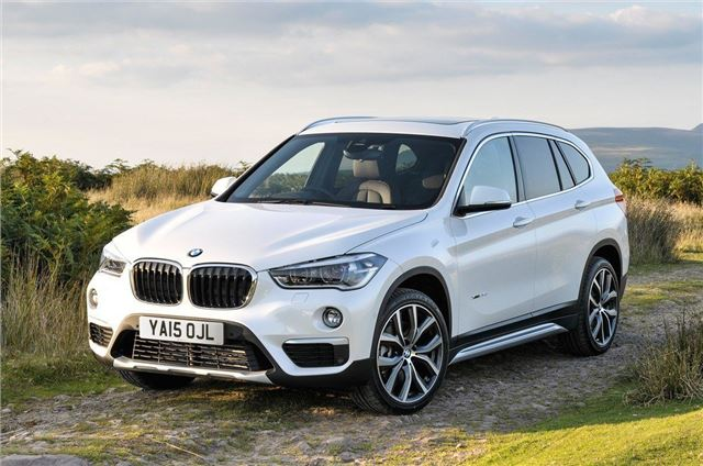 Bmw X1 F48 2015 Car Review Honest John
