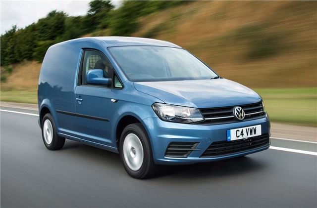 Volkswagen emissions scandal: Which vans are affected