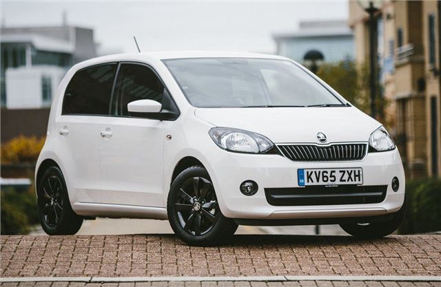 Skoda Citigo 2012 Car Review Honest John