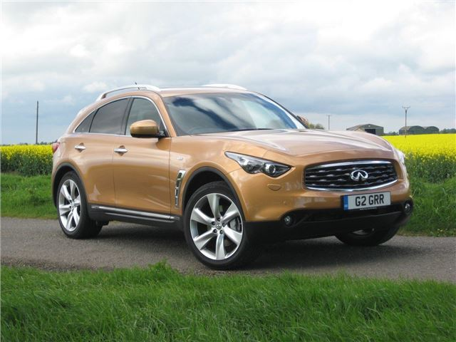 Infiniti QX70 2013 - Car Review | Honest John