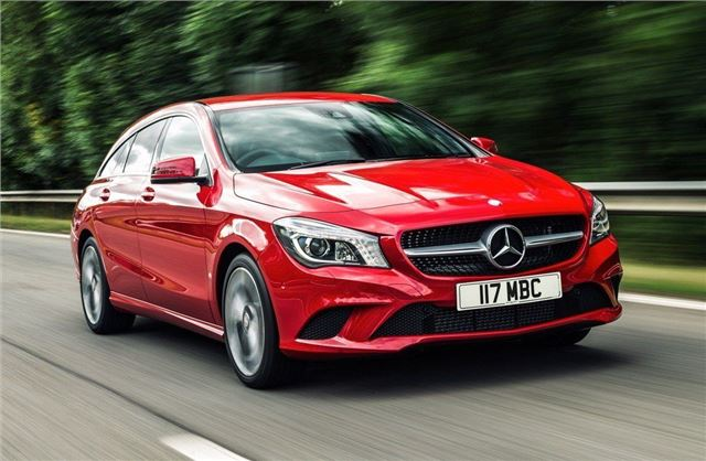 Mercedes-Benz CLA Shooting Brake 2015 - Car Review | Honest John