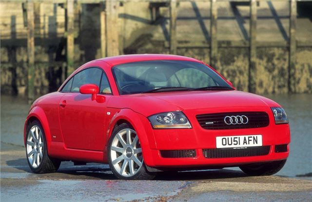 Audi TT Coupe and Roadster - Clic Car Review | Honest John