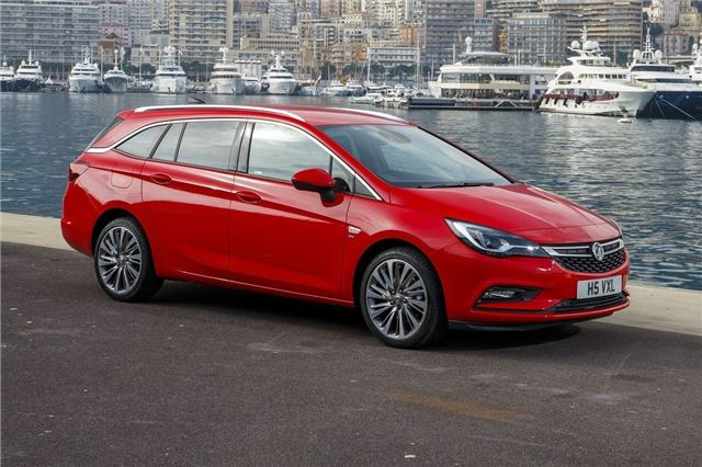 vauxhall astra k sports tourer 2016 car review honest john. Black Bedroom Furniture Sets. Home Design Ideas