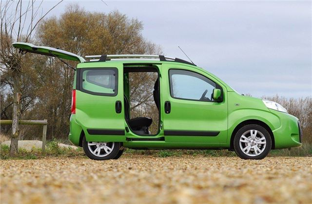 Fiat Qubo 2009 - Van Review - Using | Honest John