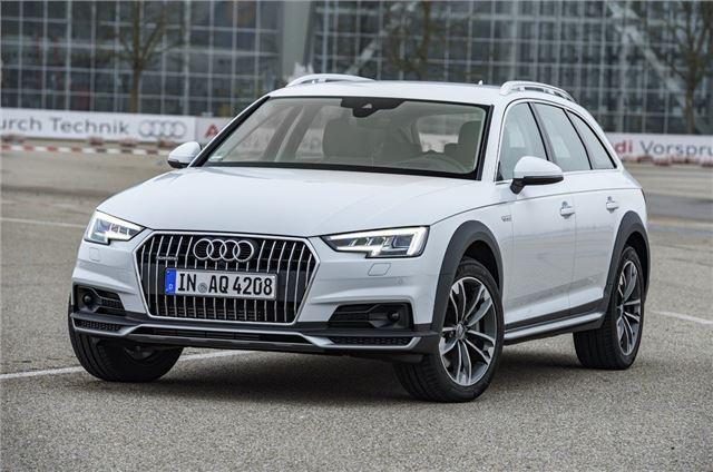 Audi A4 B9 Allroad 2016 - Car Review   Honest John