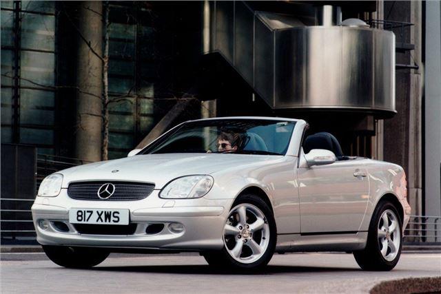 Model Cars For Sale >> Mercedes-Benz SLK (R170) - Classic Car Review | Honest John