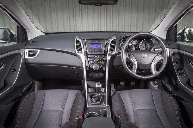 Hyundai I30 Tourer 2012 Car Review Interior Honest John