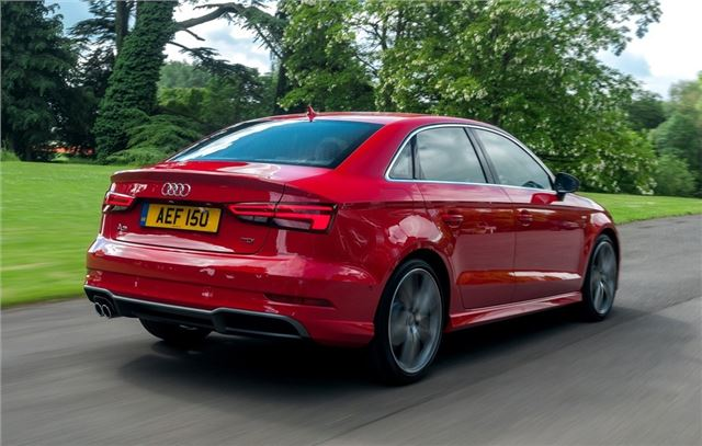 Audi A3 Saloon 2013 Car Review Driving Honest John