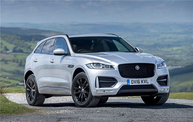 jaguar f pace 2016 car review specifications honest john. Black Bedroom Furniture Sets. Home Design Ideas
