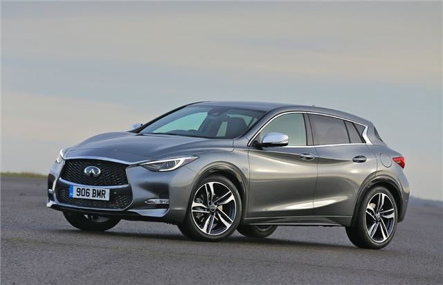 Car Depreciation Calculator >> Infiniti Q30 2015 - Car Review | Honest John