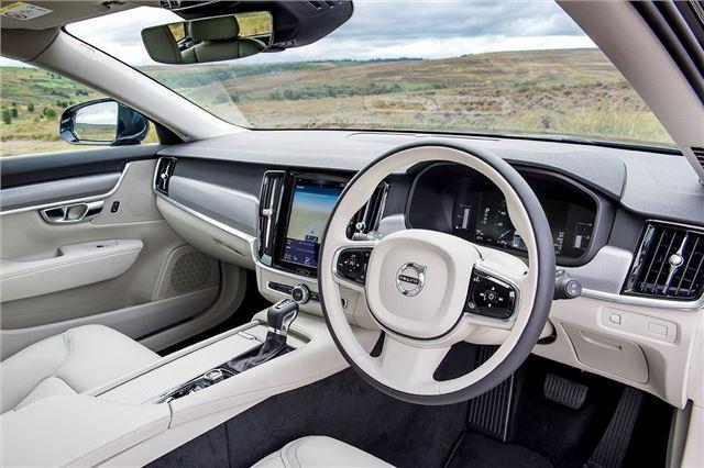 Volvo V90 2016 - Car Review - Interior | Honest John