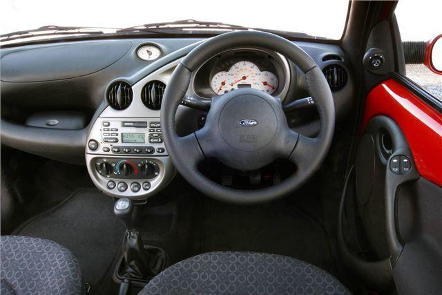 Ford Street Ka And Sport Ka  Road Test