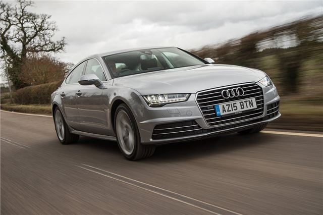 Top 10: Luxury Cars
