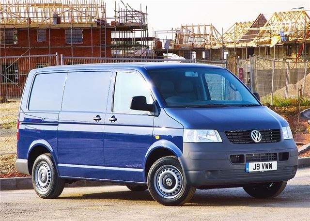 Top 10 Volkswagen Transporter T5 Versions You Will Find