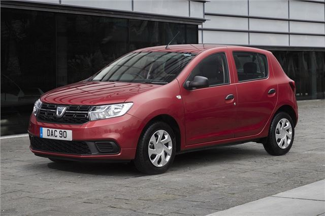 Dacia Sandero 2013 Car Review Honest John