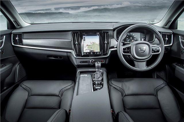 Volvo V90 Cross Country 2017 - Car Review - Interior | Honest John
