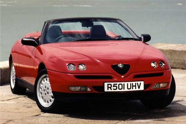 Top Affordable Alfa Romeos Honest John - Alfa romeos for sale