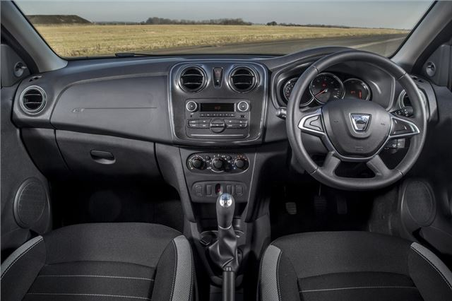 Dacia Sandero Stepway 2013 - Car Review - Interior | Honest John