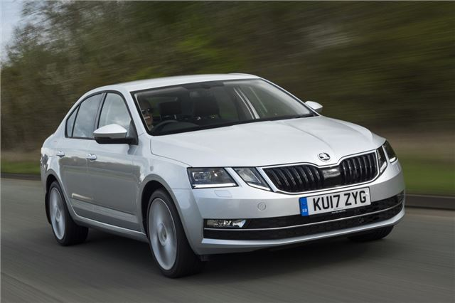 Top 10: Large Family Cars