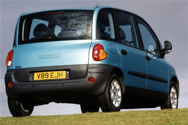 Fiat Multipla Classic Car Review Honest John