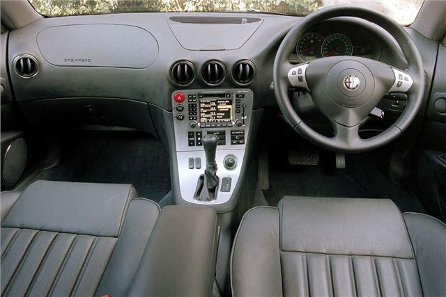 alfa romeo 166 - classic car review   honest john
