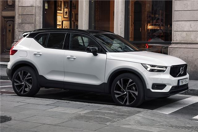 Volvo Xc40 D4 2018 Road Test Road Tests Honest John