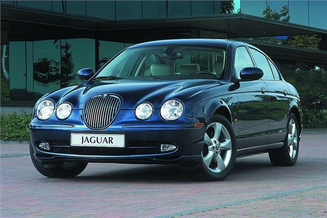 Jaguar S Type (1999   2007)