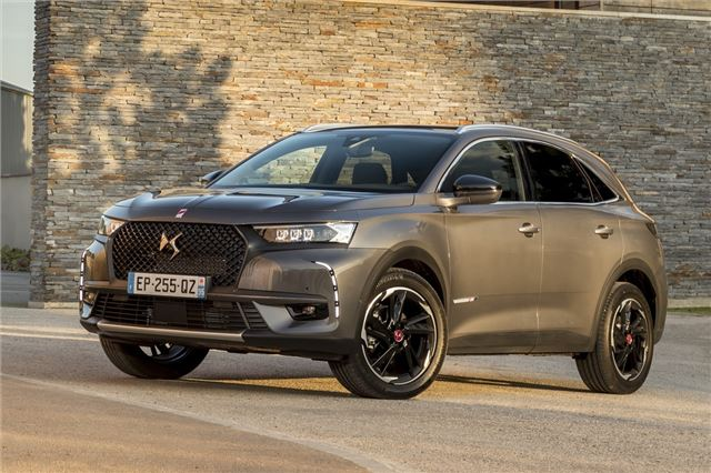 Ds 7 Crossback 2 0 Bluehdi 2018 Road Test Road Tests