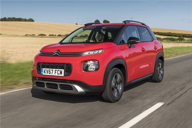 Top 10: Family Cars For £15,000