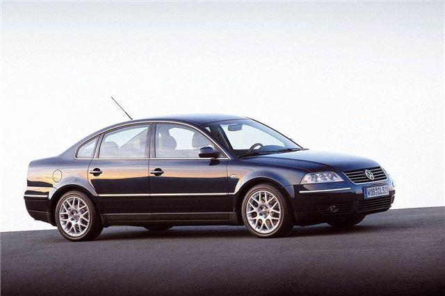 volkswagen passat w8 classic car review honest john rh classics honestjohn co uk 2003 Volkswagen Passat GLS 2003 Volkswagen Passat Fuse Box Diagram