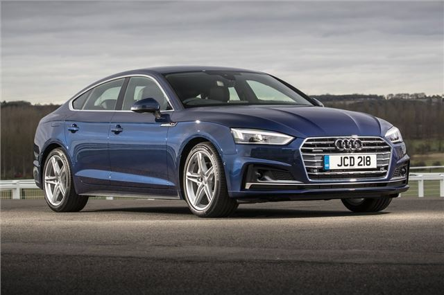 Audi A Sportback Car Review Honest John - Audi a5 review