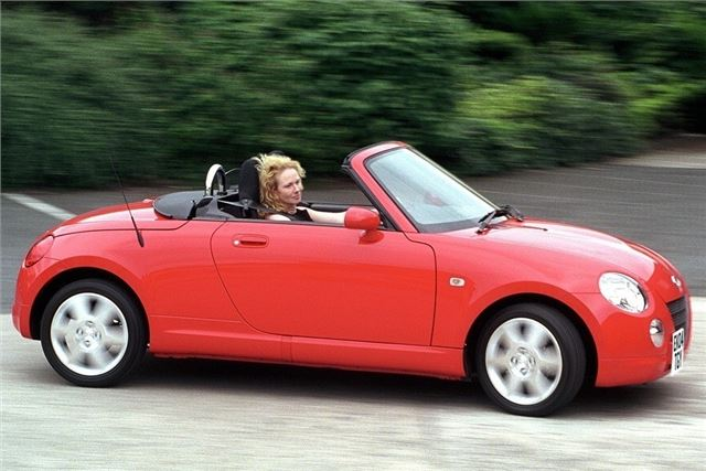 Daihatsu Copen - Classic Car Review | Honest John