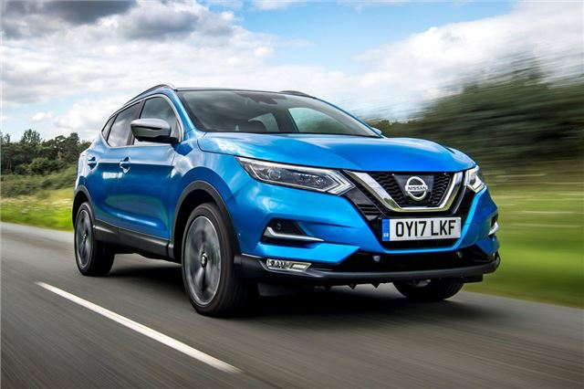 Top 10: Best SUVs and crossovers for under £20k | Top 10 ...