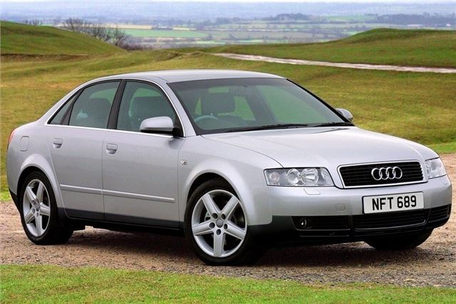 Audi Audi A4 and S4 (B6) - Classic Car Review | Honest John