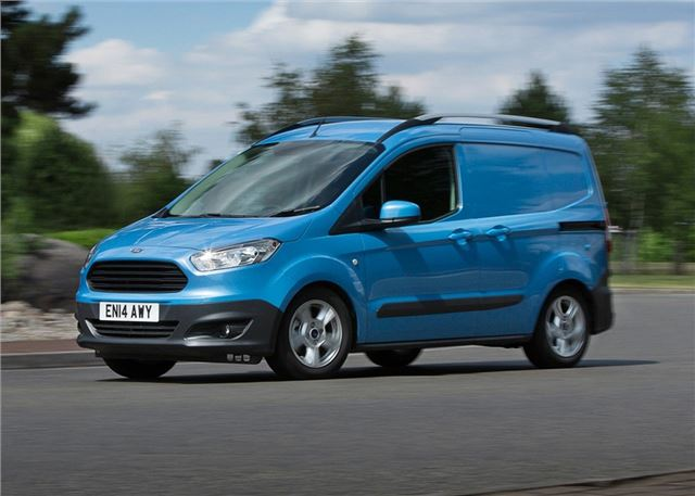 Top 10 Ford Vans With The Lowest Insurance Groups Honest John
