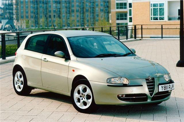 alfa romeo 147 type 937 classic car review honest john. Black Bedroom Furniture Sets. Home Design Ideas