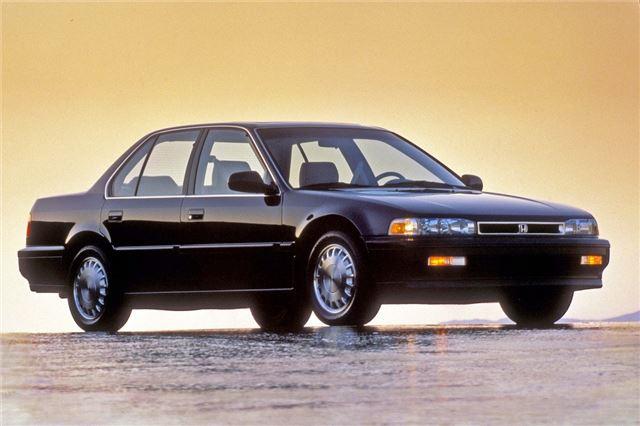 Old Honda Accord >> Honda Accord Mk4 Classic Car Review Honest John