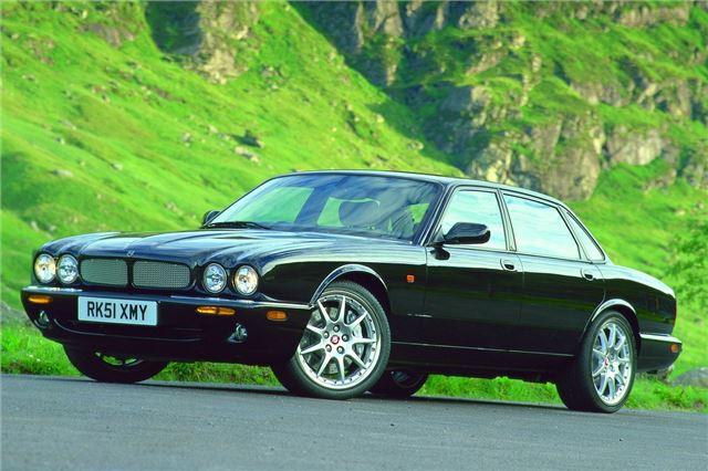 Jaguar Xj8 And Xjr8  X308