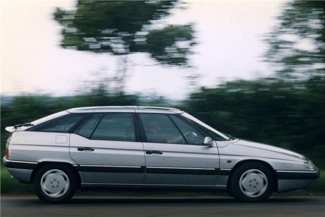 citroen xm classic car review honest john rh classics honestjohn co uk Citroen GT Gran Turismo Citroen SM