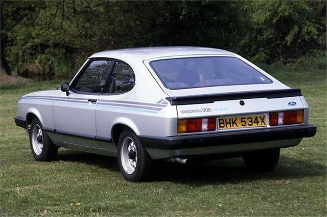 Ford Capri Mk3 Classic Car Review Honest John