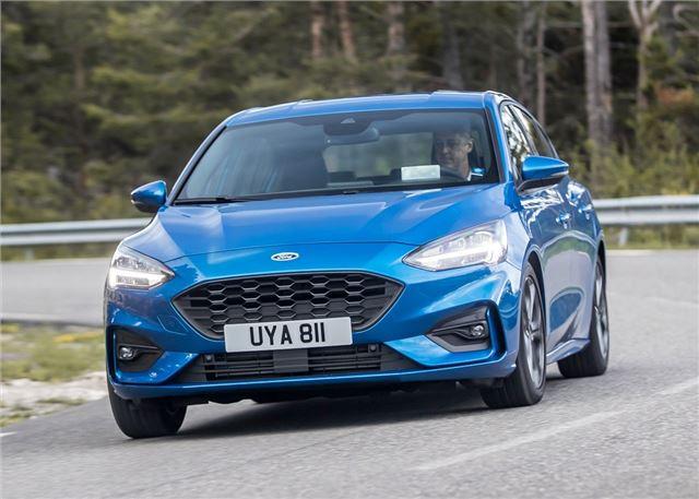 Ford Focus 1 5 St Line 2018 Road Test Road Tests Honest John