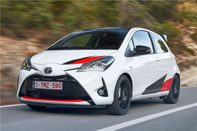 Toyota Yaris GRMN 2018 - Car Review | Honest John
