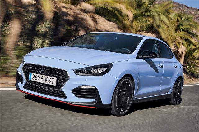 Hyundai I30 Fastback N 2019 Road Test Road Tests