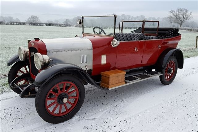 Top 10 Cars For Sale At Coys London Classic Car Show Auction