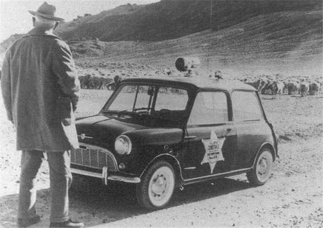 Top 10: Classic British police cars | | Honest John
