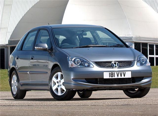 Great Honda Civic (2001u20132005)