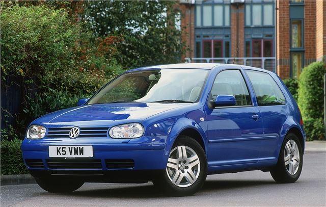 Volkswagen Golf Iv 1998 Car Review Honest John